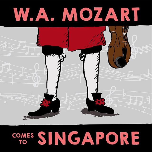 Gearing up for our 29th Nov concert featuring 150 young musicians plus the Wolfgang Sinfonietta playing Mozart, Bach, Haydn.  Tickets available through SISTIC today! https://www.sistic.com.sg/events/cmozart1118 . . . . .  #mozartcomestotosingapore #wolfgangviolin #youngmusicians #wvstrailblazerprogram #violin #cello #kidsorchestra #classicalkids