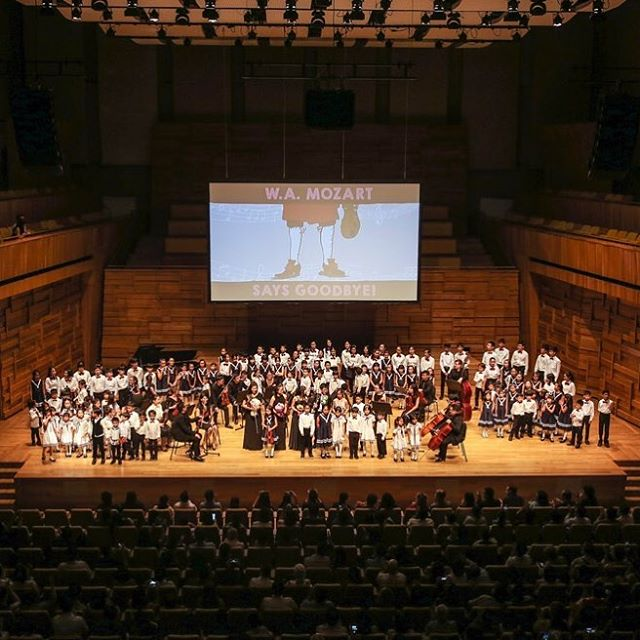 Congratulations to all our performers for putting on an amazing concert!! Videos will be up soon :) . . . . . #mozartcomestosingapore #wolfgangviolin #talentedkids #classicalconcert #violin #cello