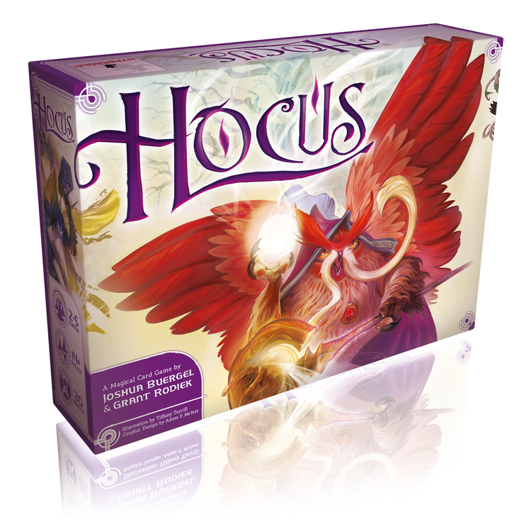 Hocus Box Cover
