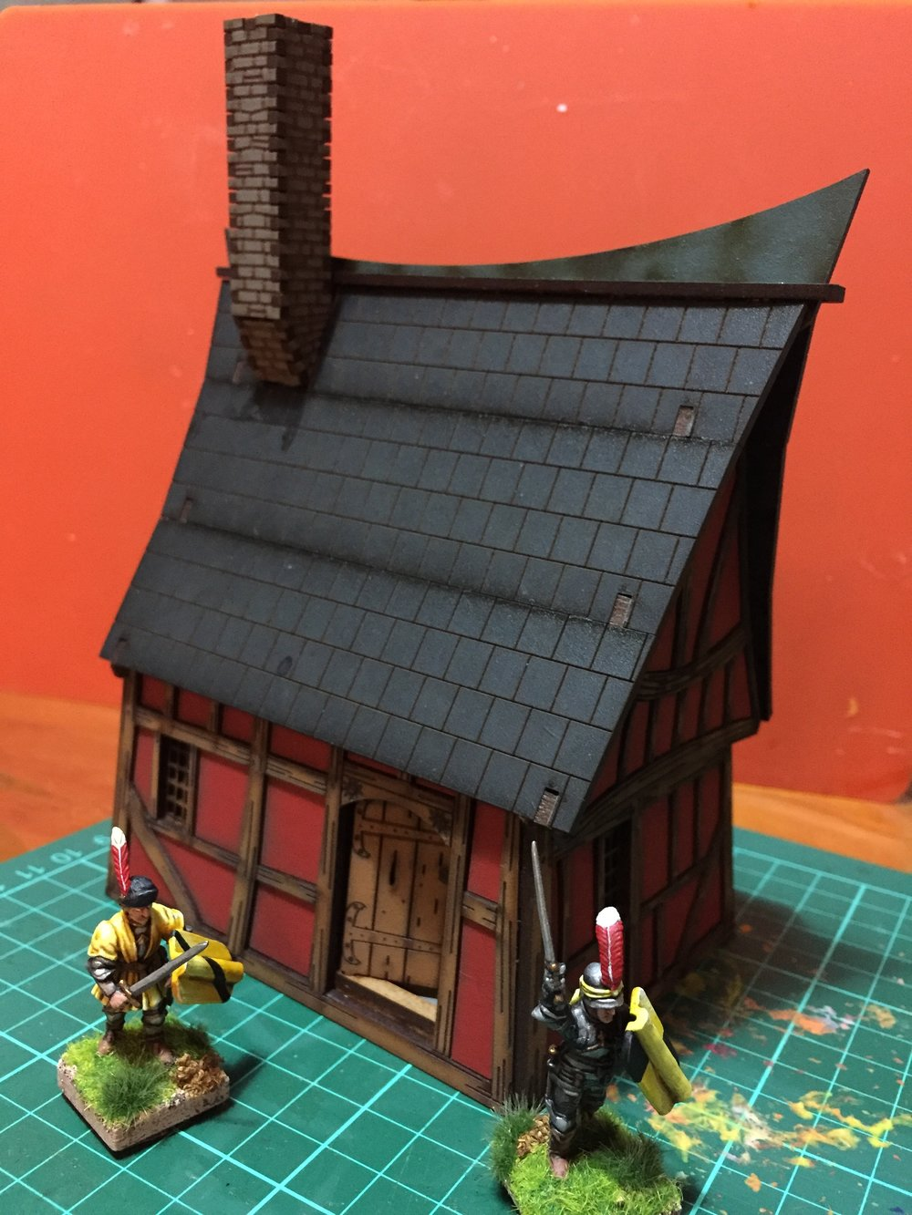 4Ground 28mm Building...