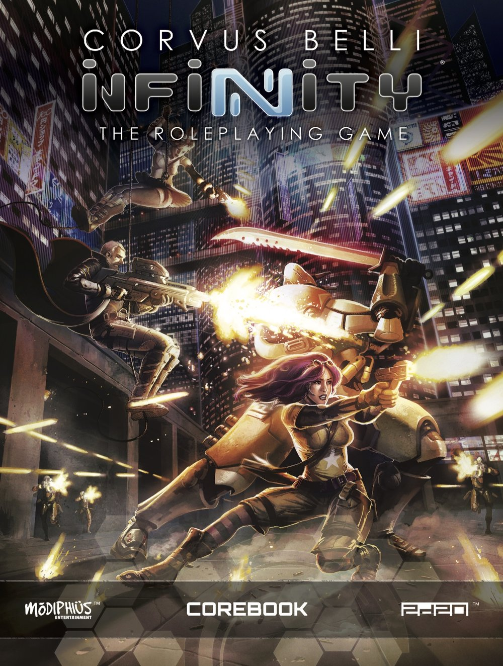 Infinity: The RPG!