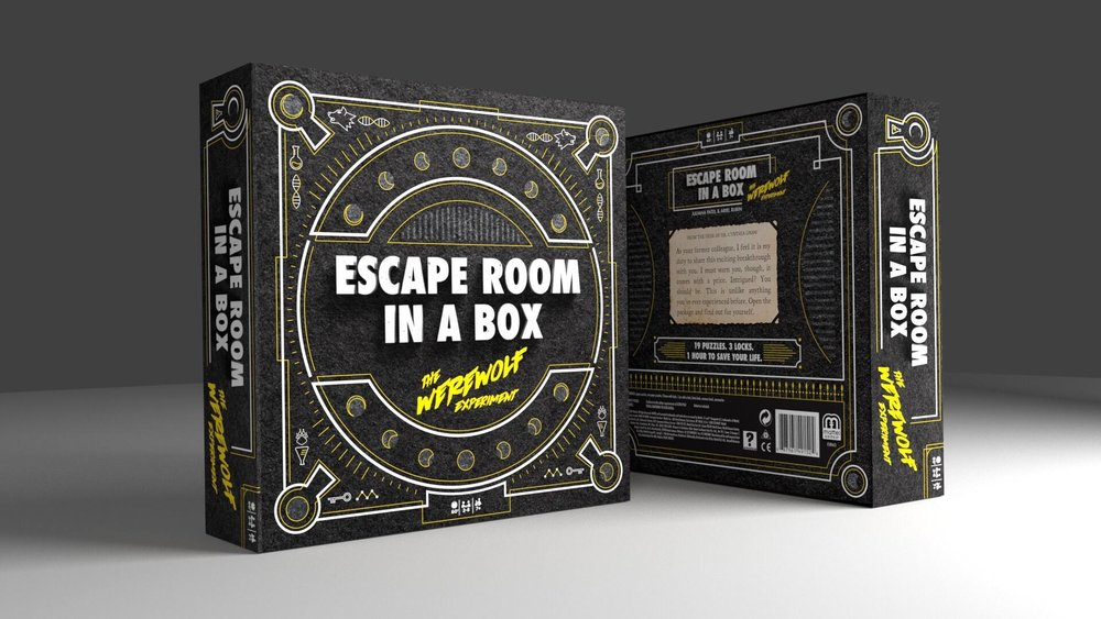 Image used with permission of Escape Room in a Box