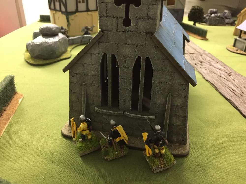 Mordheim using Perry miniatures
