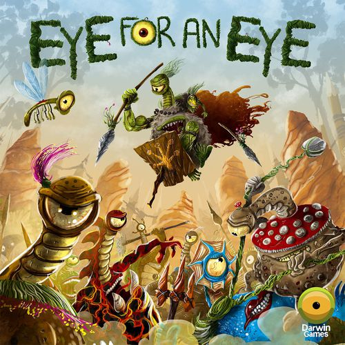 Eye for an Eye... unique theme and unique gameplay - great fun!