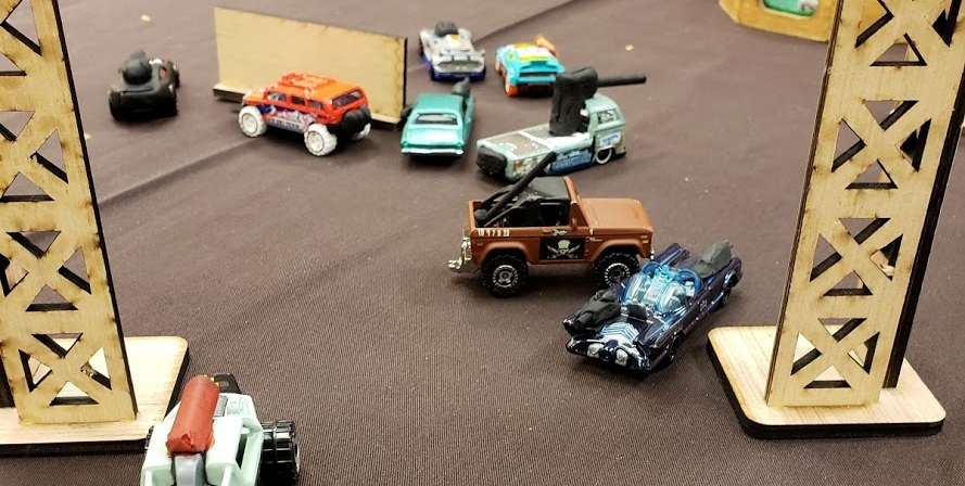 Gaslands in Action
