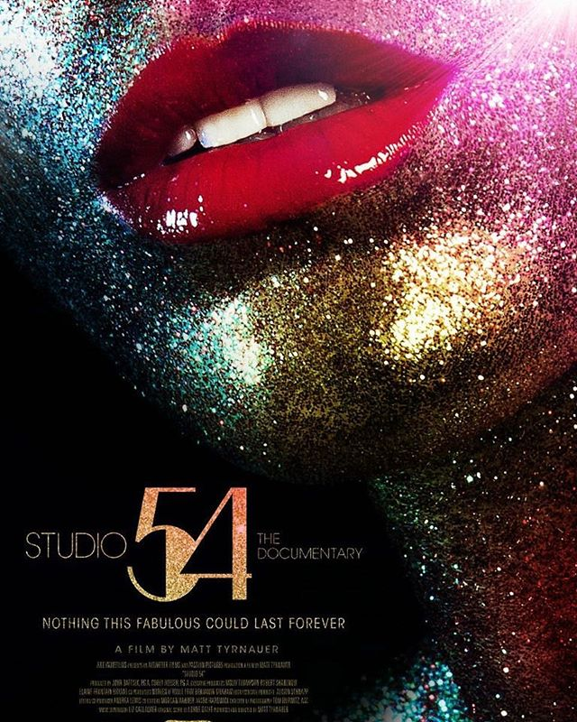 Today's the day! World premiere of our new doc, Studio 54. #studio54 #sundancefilmfestival