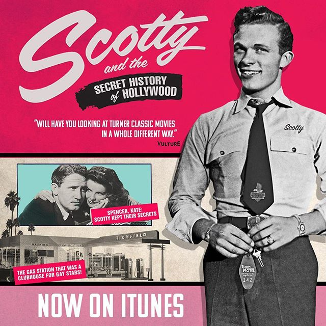 Now you can bring Scotty home with you without a trip to the gas station. Catch Scotty and the Secret History of Hollywood, now available on iTunes! Purchase it below: https://itunes.apple.com/us/movie/scotty-and-the-secret-history-of-hollywood/id1438276575