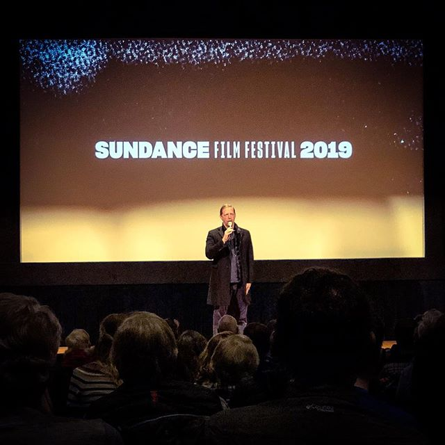 Final screening of 'Where's My Roy Cohn?' At the #sundancefilmfestival !!