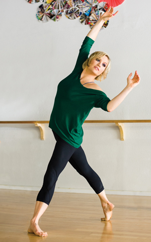 Stacey Tookey: Dancer, Choreographer, and Fashion Designer ...