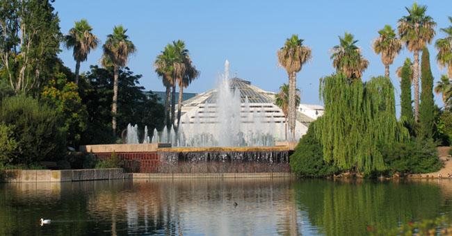 Parc Phoenix in Nice, France. Photo Credit: http://www.parc-phoenix.org