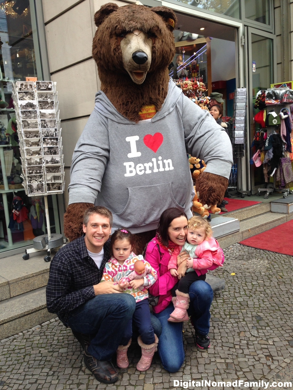 We love Berlin! :)
