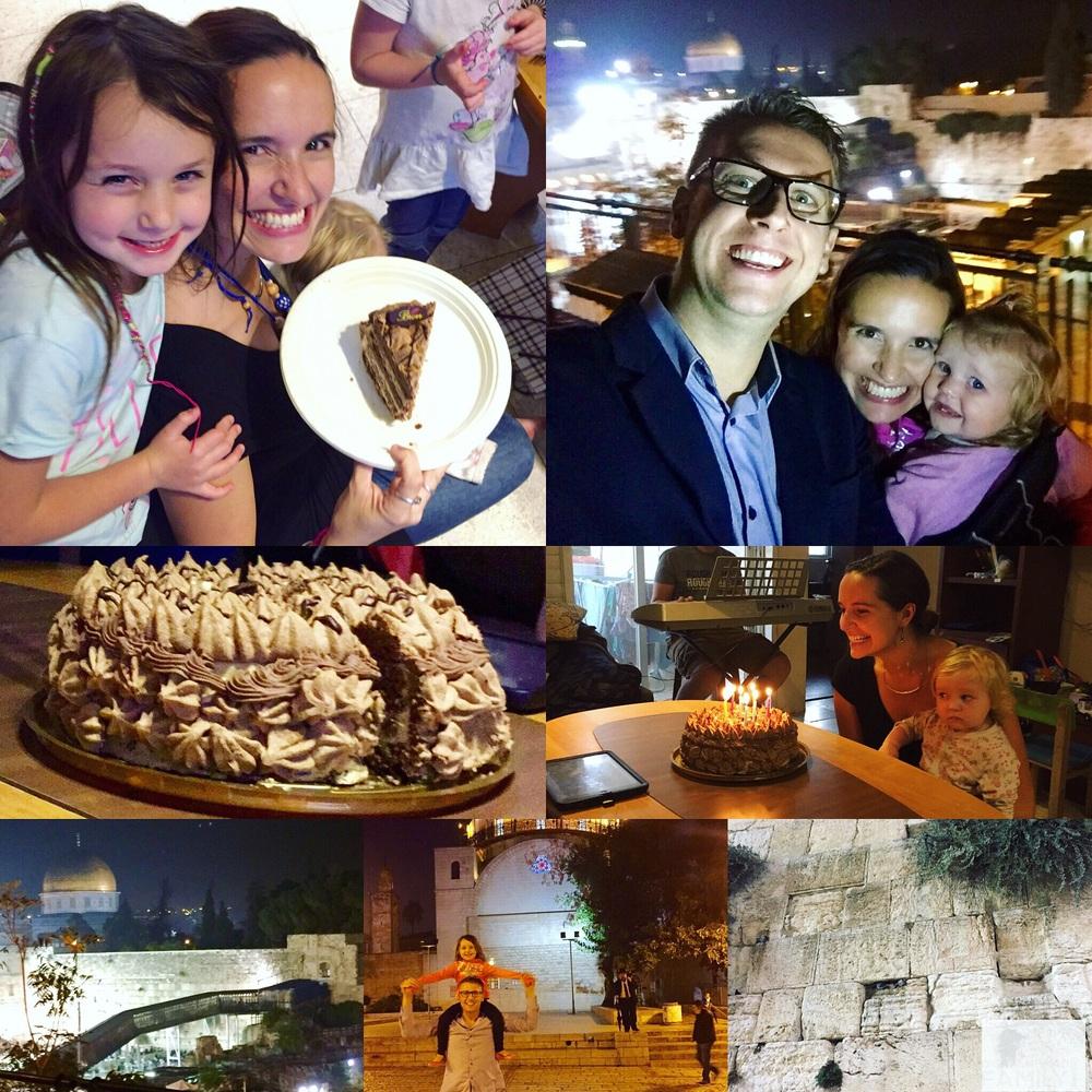 Highlights of a wonderful birthday!