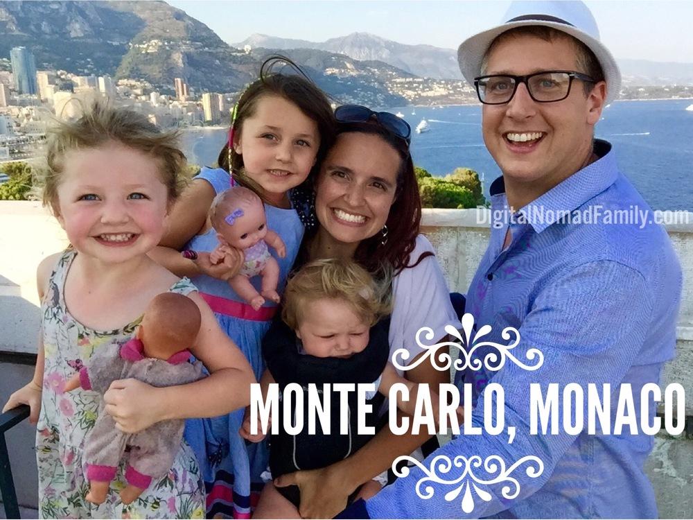 Monaco, July 2015