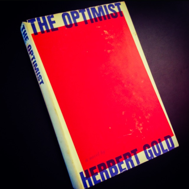 The Optimist - BUY NOW