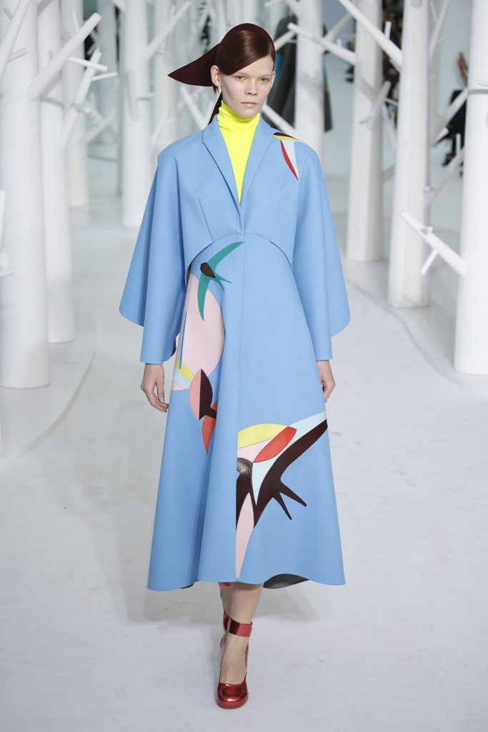 wwd :     Delpozo Fall 2015.    Read more about Josep Font on WWD.com
