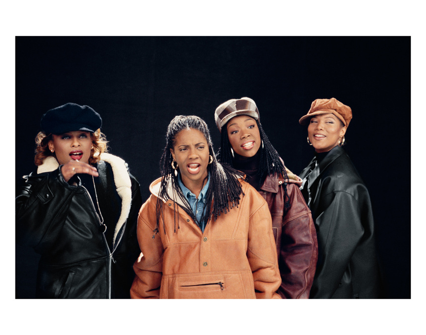 thesoulfunkybrother :     -YoYo, MC Lyte, Brandy, Latifah    .The Black Documentary.