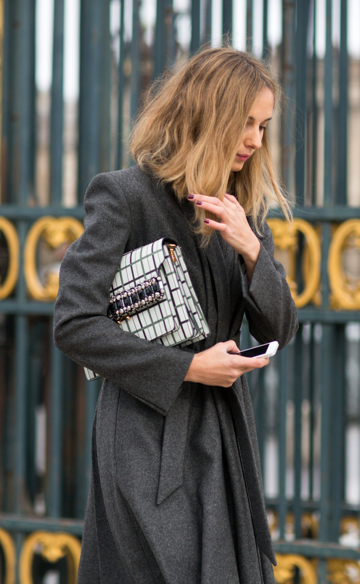 luckymag :      PFW Street Style Day 3»