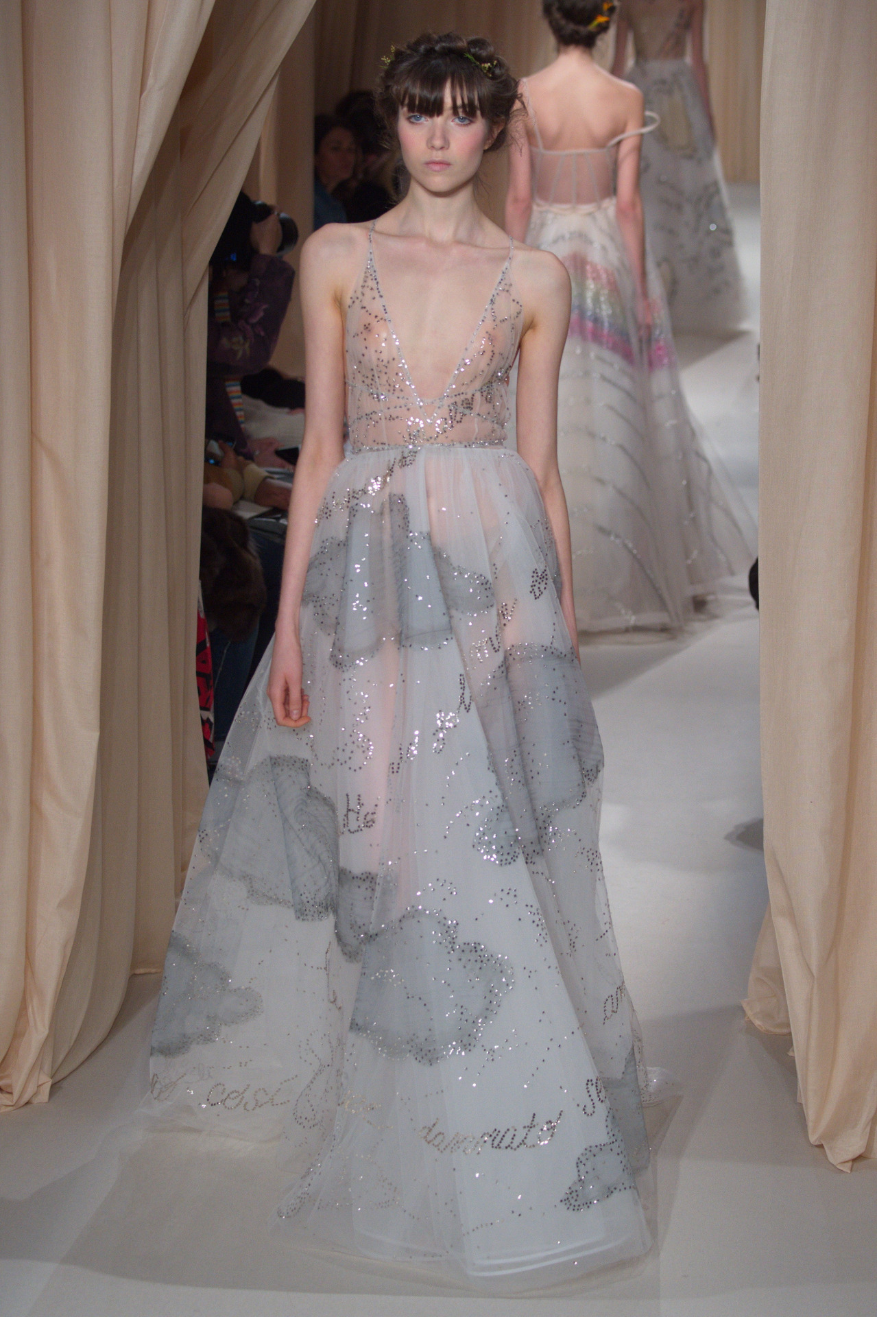 wgsn :     The @maisonvalentino #ss15 #hautecouture collection has our head in the clouds
