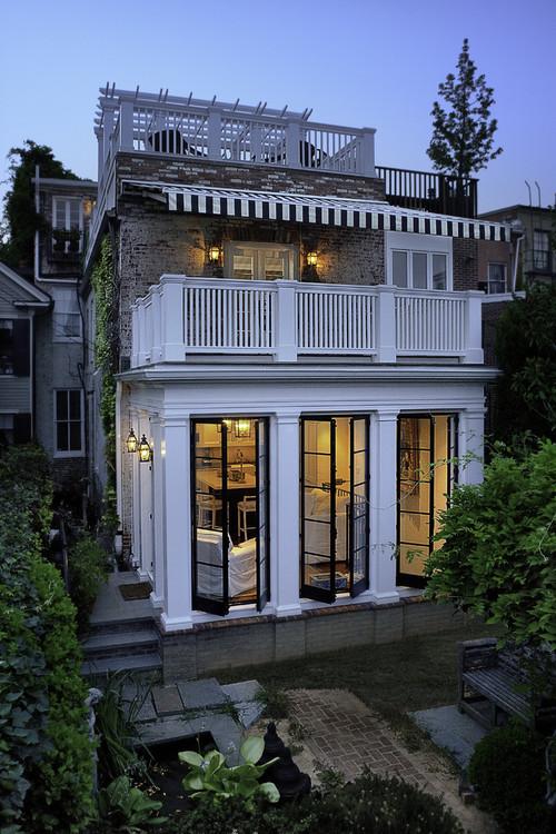nonconcept :     Capitol Hill Residence, Washington by  Fredrick Taylor ~ Thorsen Construction .      Like whoa