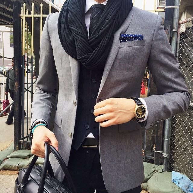 maninpink :     Style by Blake Scott