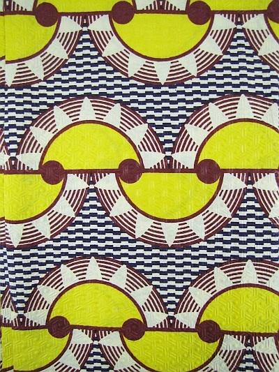 patternbase :     African wax print