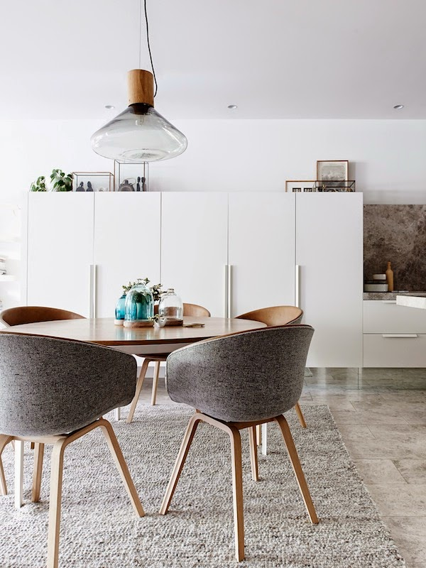 paris2london :     (via  my scandinavian home: A Scandinavian inspired Melbourne home )