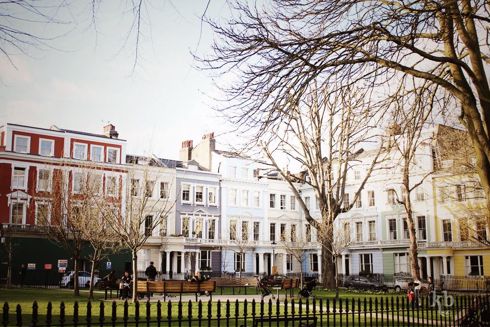 loveoflondon :     Chalcot Square in Primrose Hill, Borough of Camden.