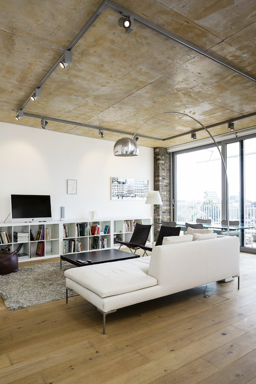 theelegantlyfe :     Whitmore Rd Project by Trevor Horne Architects
