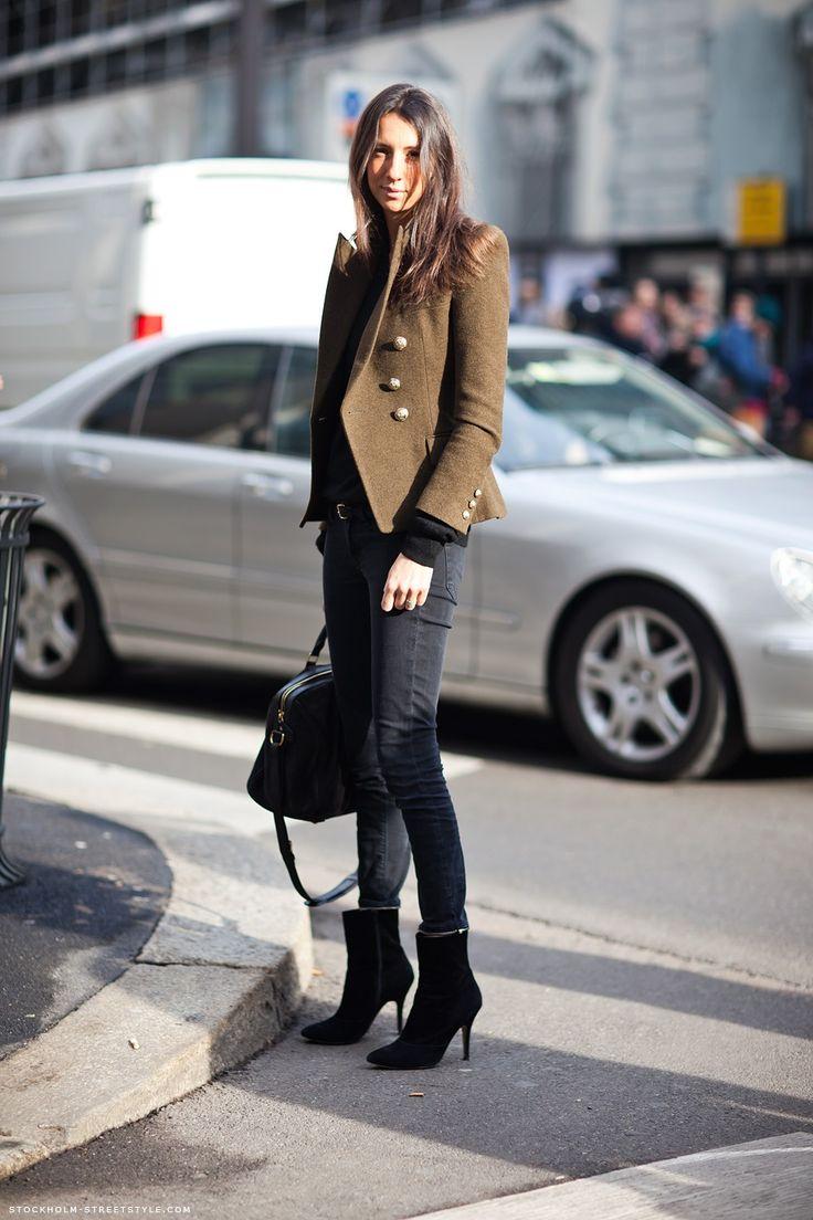 fashionandbones :     Geraldine Saglio