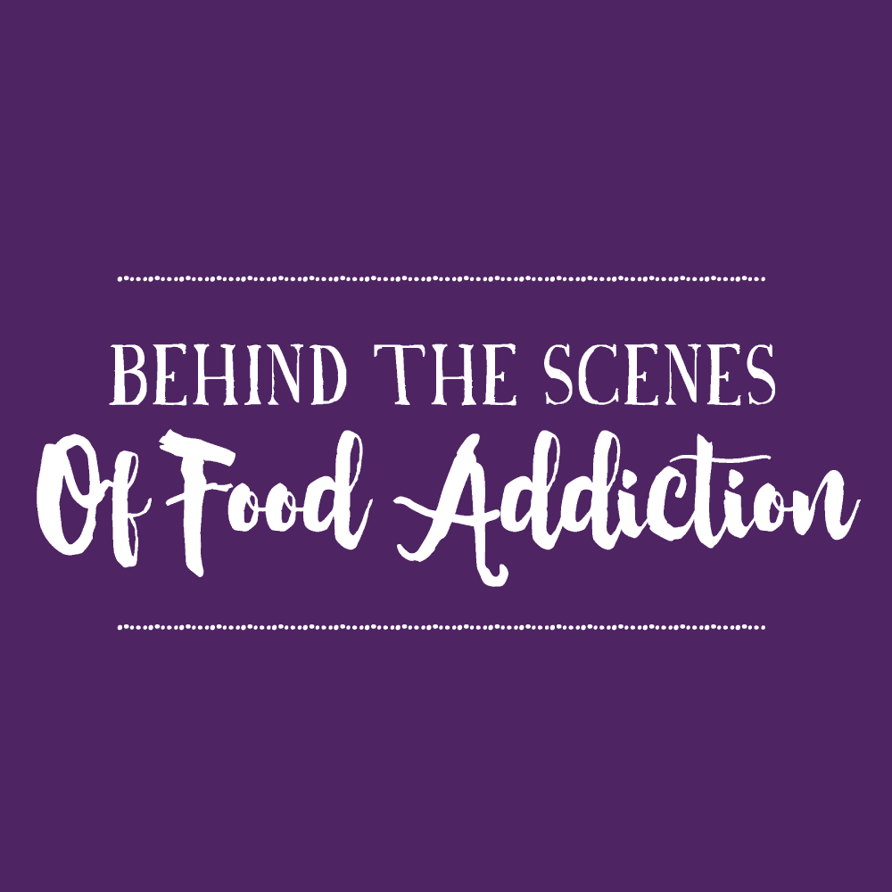 Are you a food addict? Today I'm telling you all about my food addiction and what I'm doing to accept it and begin to move forward.