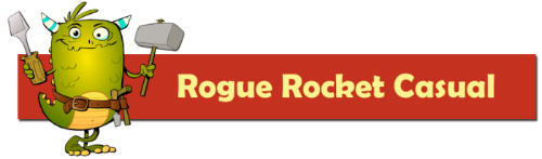 Looking for something more casual? Find Rogue Rocket's Casual game cataloghere!