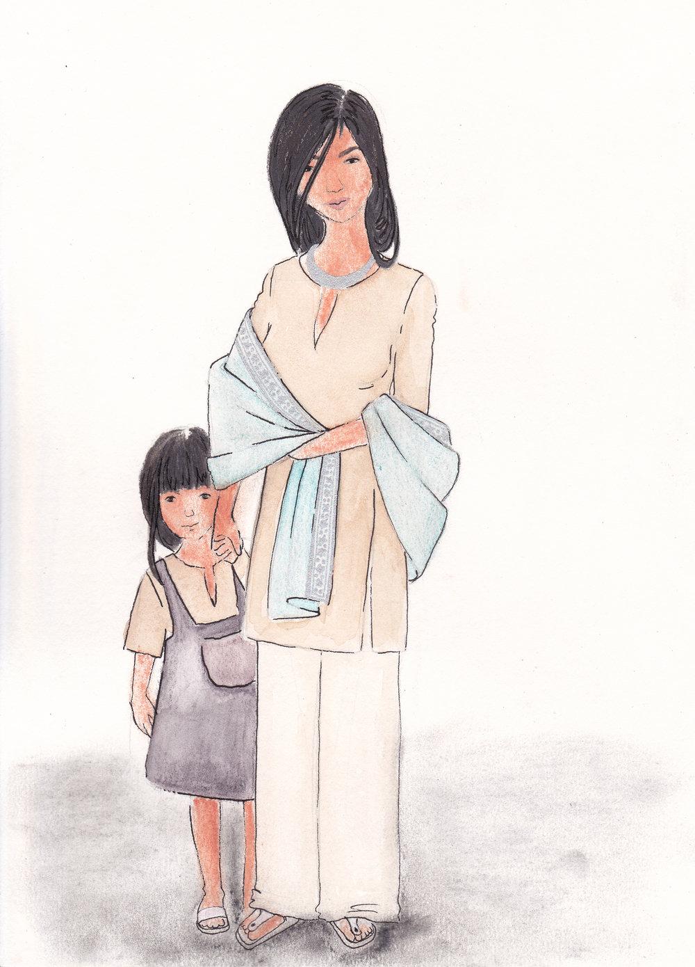 NAMITA BHANSALI-ROUSSEAU - ADRIEN ROUSSEAU'S WIFE