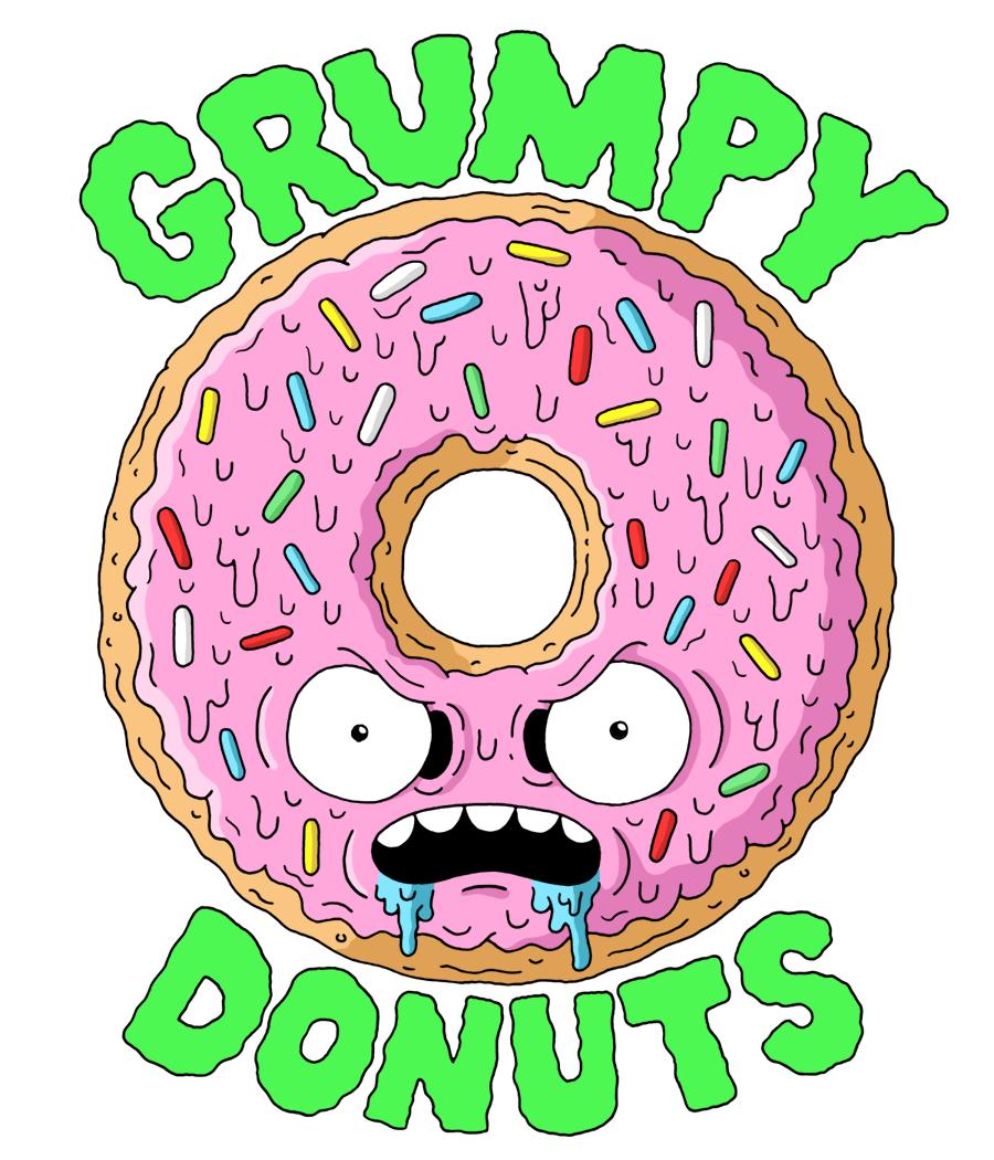 Grumpy Donuts - Sydney, Australia Sydney, Australia