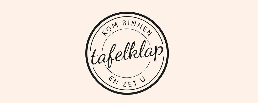 Logo ontwerp voor tafelklap melanie velghe