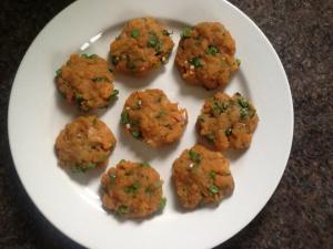 The Tiniest Thai Rachel Walder tod mon pla Thai fishcakes