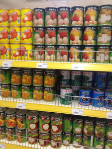 The Tiniest Thai Rachel Walder Tawana supermarket