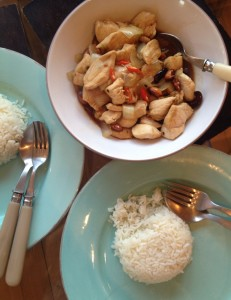 The Tiniest Thai Rachel Walder stir fry with cashews