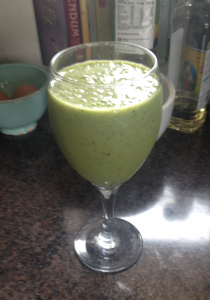 The Tiniest Thai Rachel Walder green smoothie