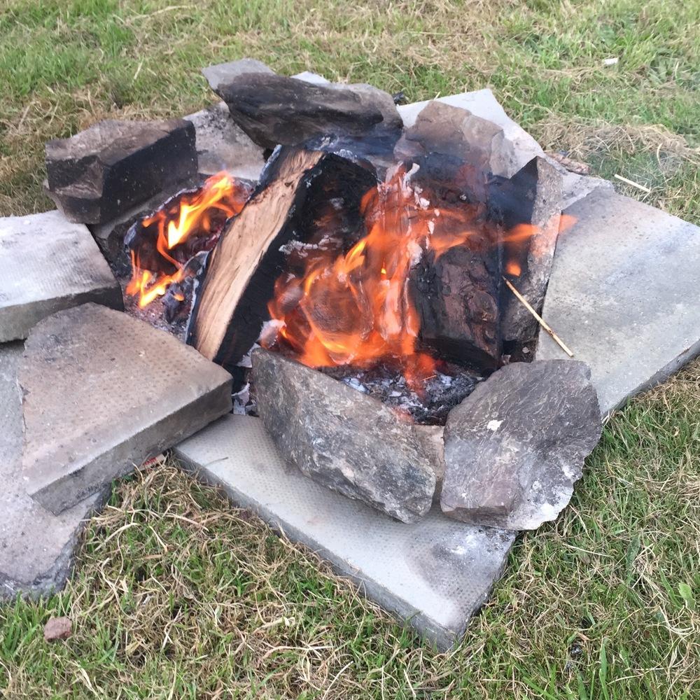 The Tiniest Thai Rachel Walder campfire
