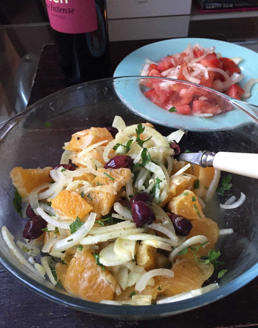 The Tiniest Thai Rachel Walder Sicilian orange salad