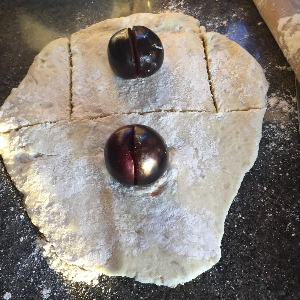 Rachel Walder The Tiniest Thai Hungarian plum dumplings