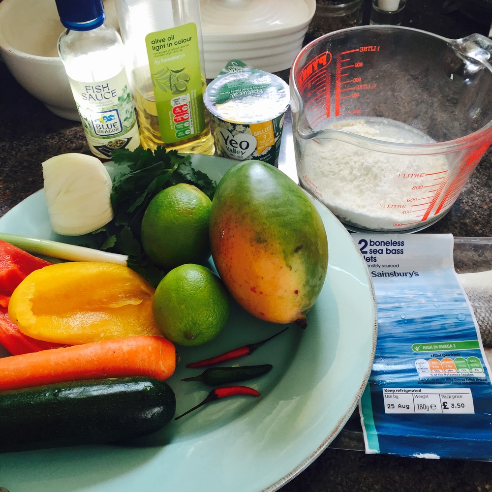 Rachel Walder fish tacos ingredients