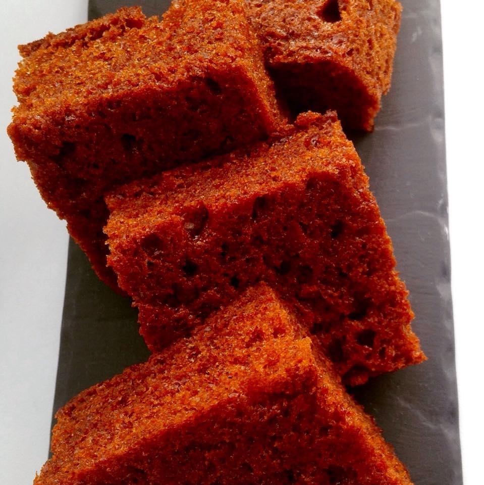Honeycomb cake Shaun Naen
