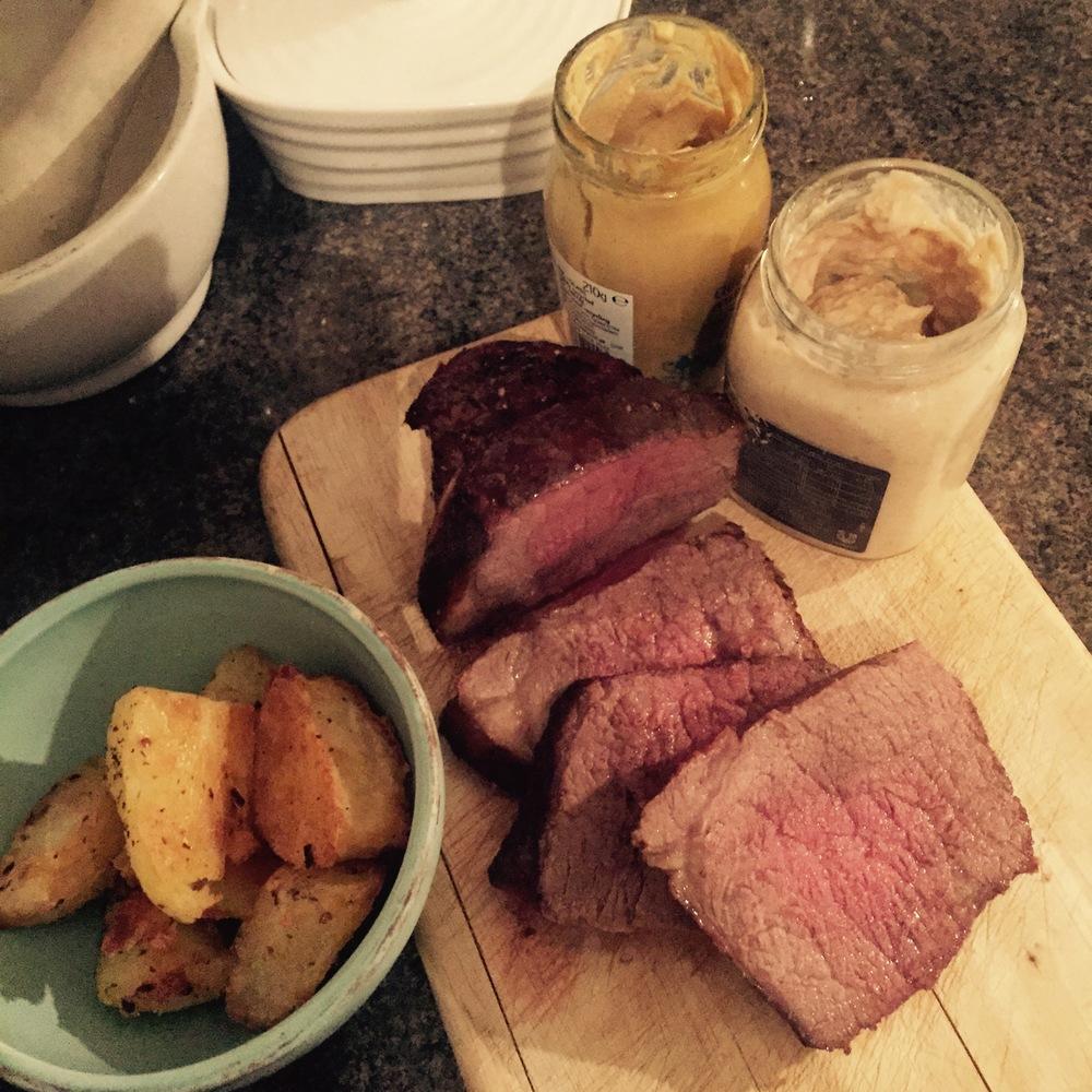Roast dinner Rachel Walder