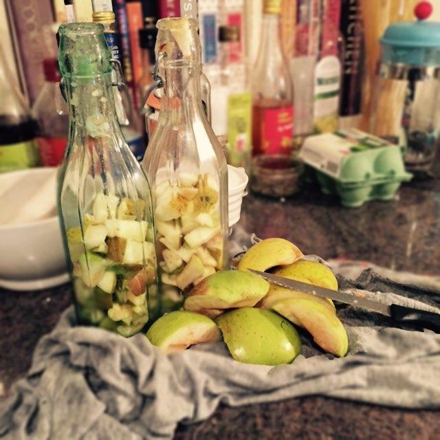Rachel Redlaw apple schnapps
