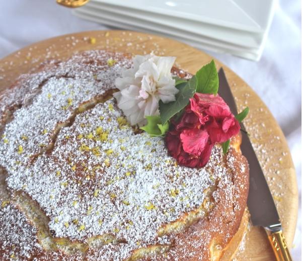 Foodies Agenda citrus cake