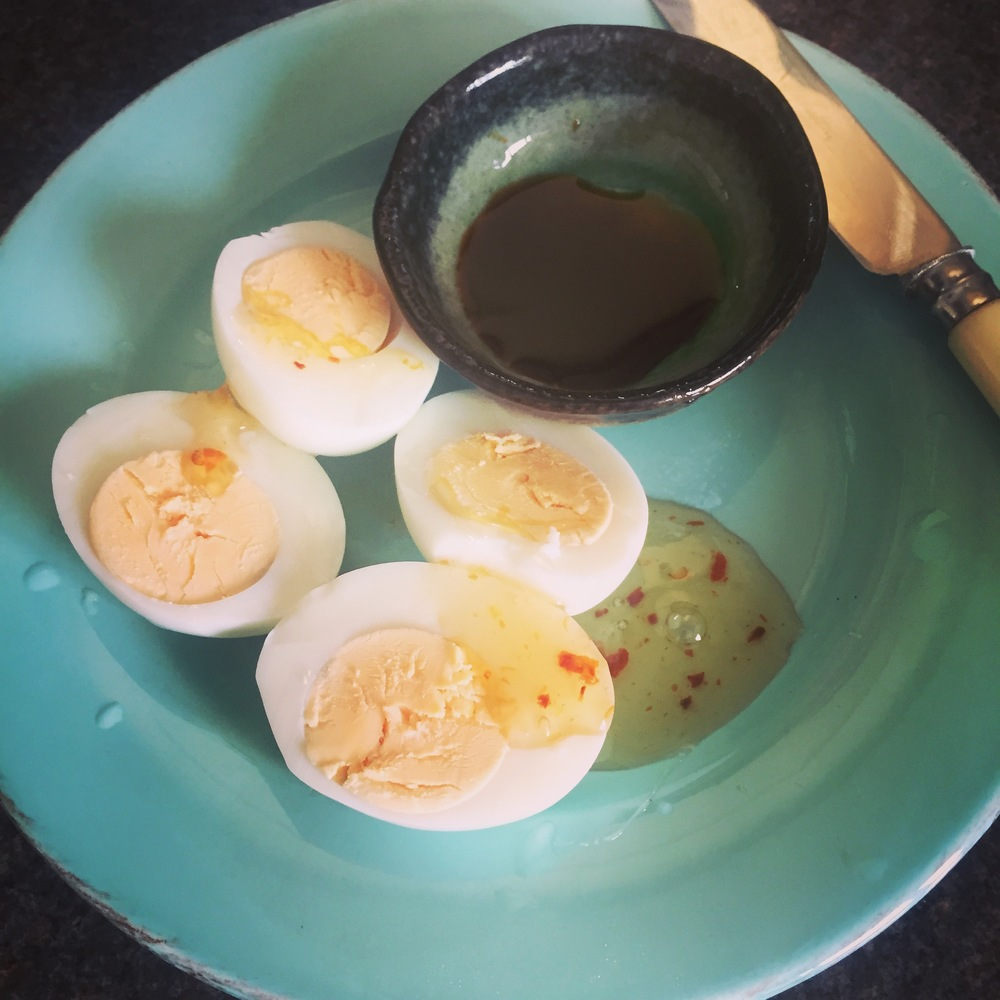 The Tiniest Thai diet Rachel Redlaw eggs