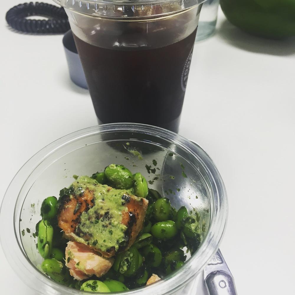 Rachel Redlaw The Tiniest Thai diet M&S protein pot