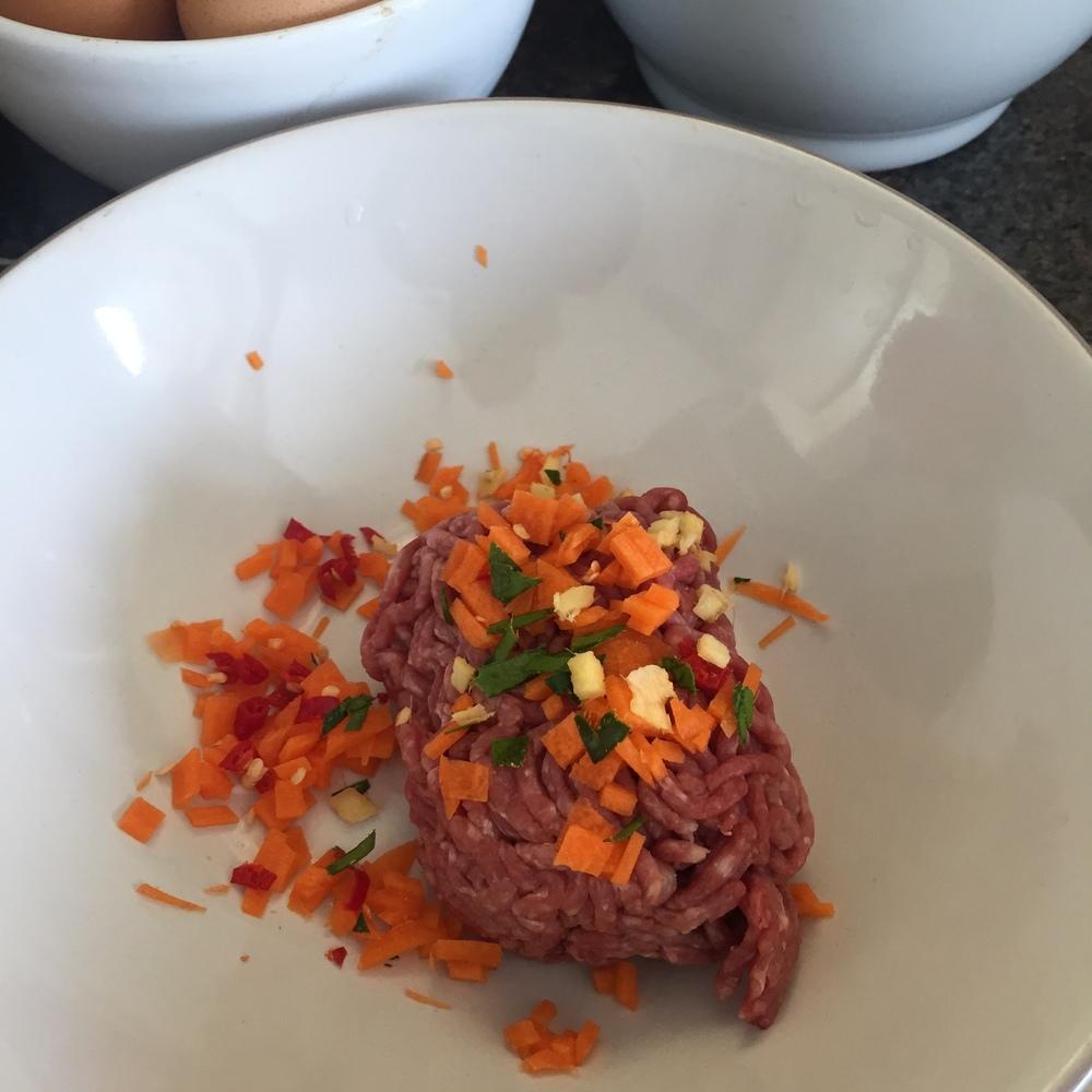 Rachel Redlaw Thai meatballs