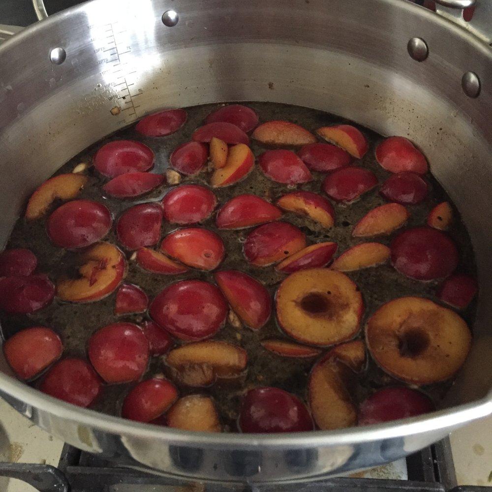 Rachel Redlaw plum sauce